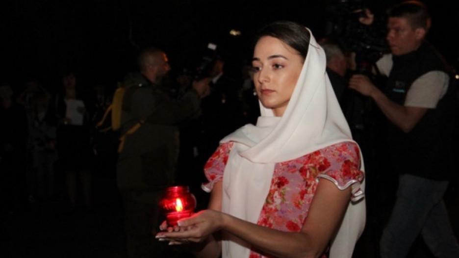 Свеча памяти. 21 июня 2019 года.