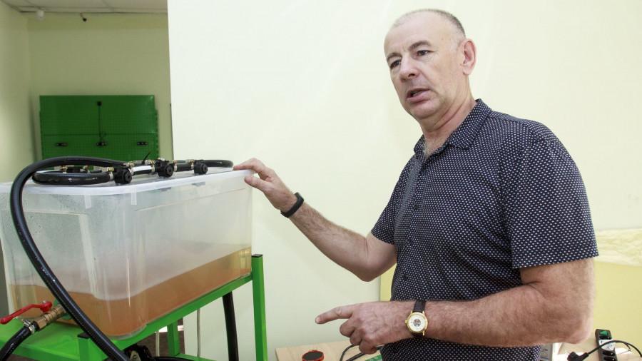 Сергей Занадворный.