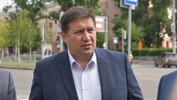 Министр транспорта Алтайского края уходит в отставку