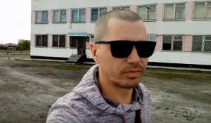"""""""Спортивный мужик"""" Владимир Сергеев."""