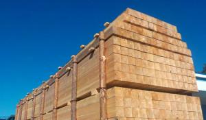 Экспорт древесины.