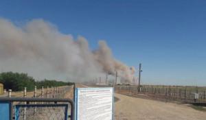 Взрывы боеприпасов в Казахстане.