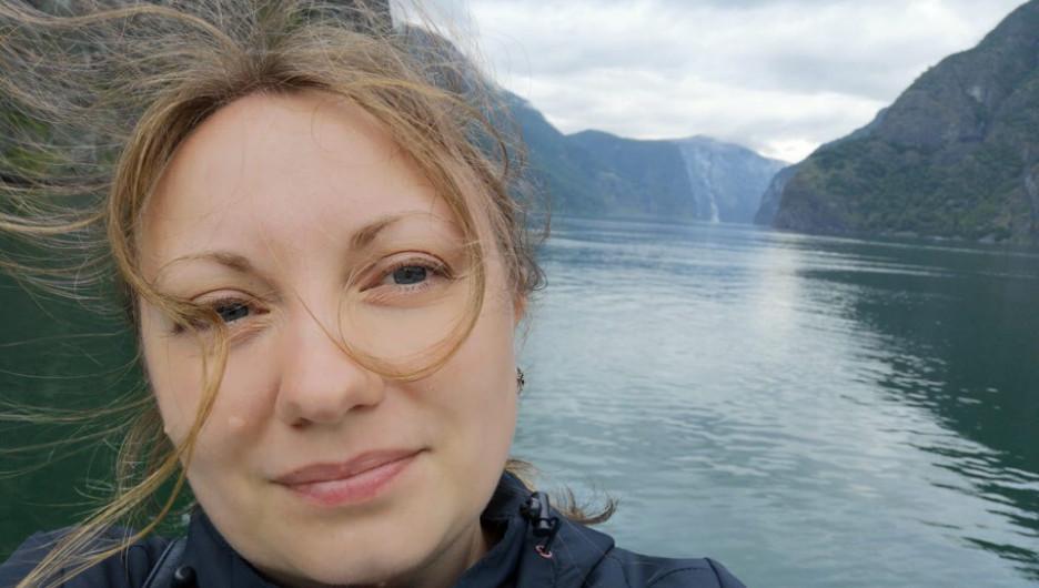 Алена Шмакова