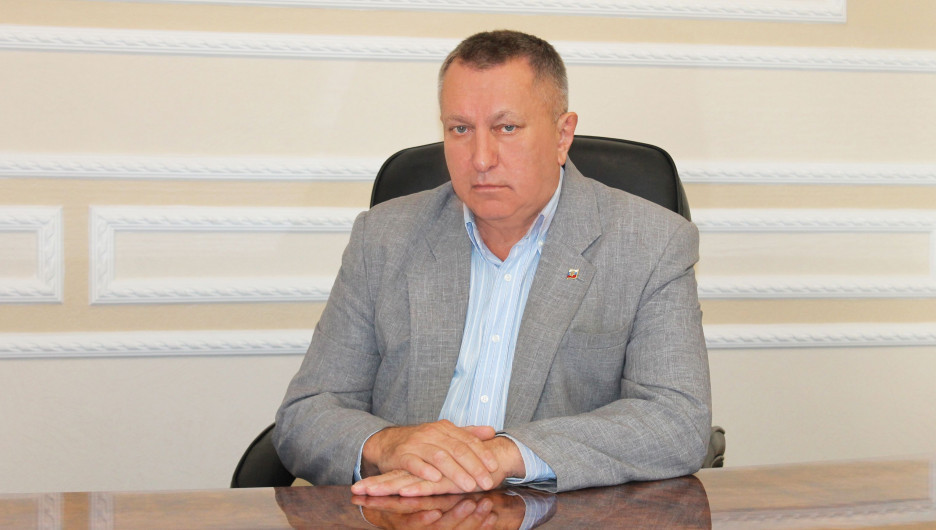 Сергей Кудрявский.