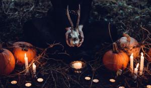 Магический ритуал, экстрасенс.