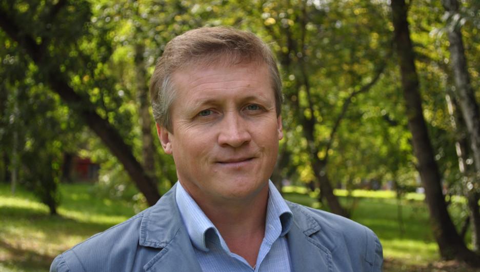 Эксперт в сфере туристического брендинга Олег Мосеев.