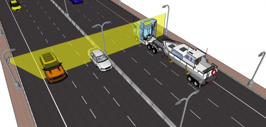 Принцип работы транспортных детекторов.