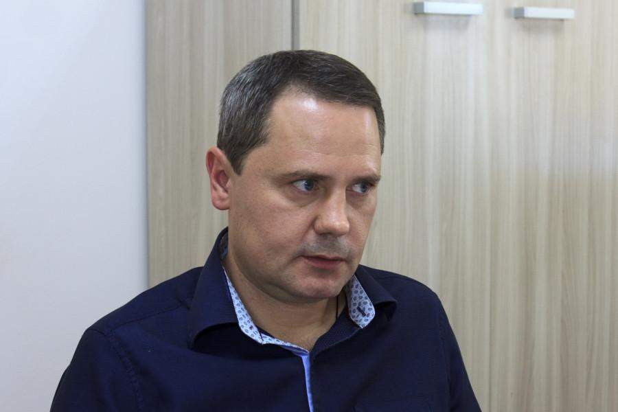 Михаил Дроздов.