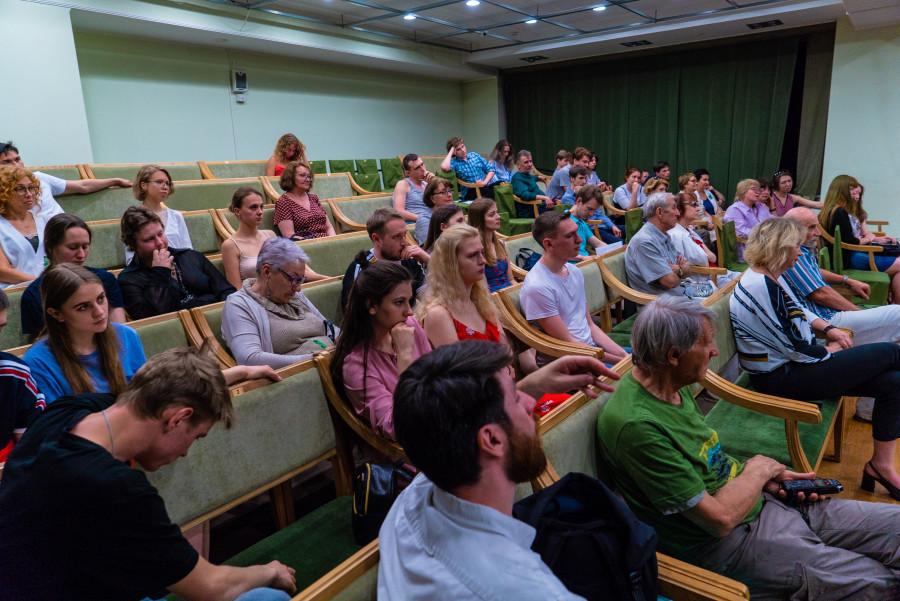 Лаборатория по современной драматургии в МТА