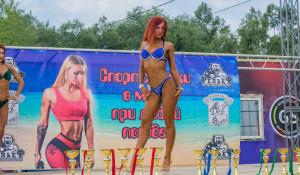 Городской турнир по пляжному фитнесу и фитнес-бикини. 29 июня 2019 год