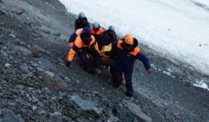 Найдено тело седьмого погибшего туриста.