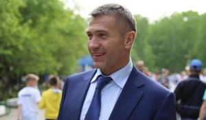 Вице-спикер горсовета Новосибирска Евгений Яковенко.