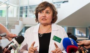 Людмила Григоричева.
