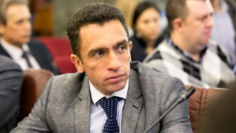 Александр Кынев.