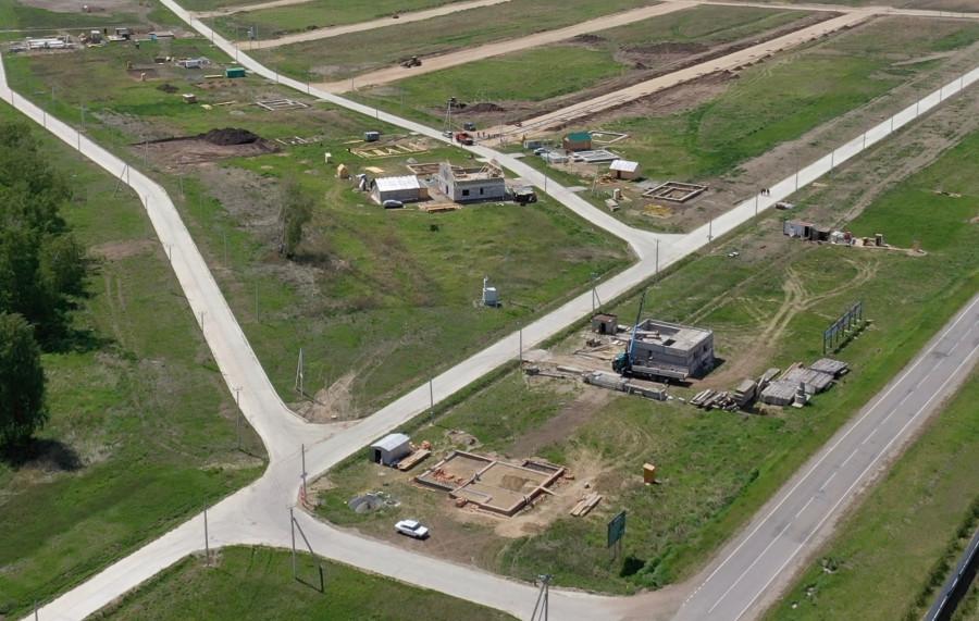 Новая Грань — новый стандарт загородной жизни.