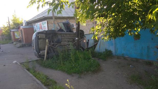 ДТП в Бийске.