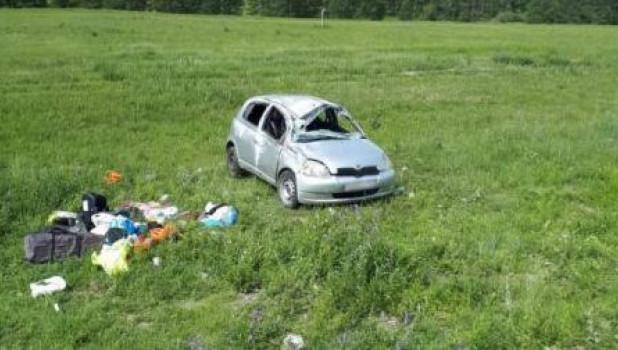 ДТП в Республике Алтай 7 июля.