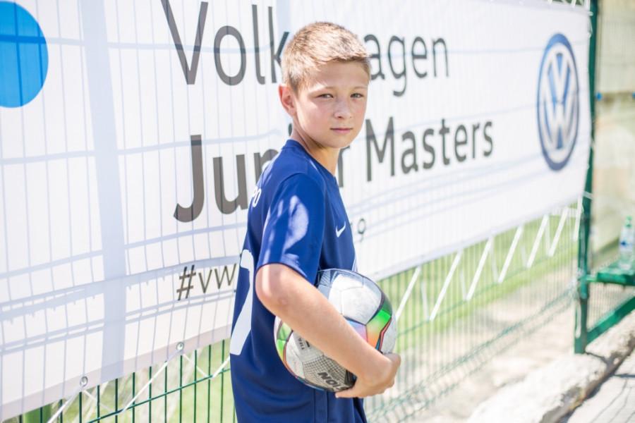 Volkswagen Junior Masters в Барнауле.
