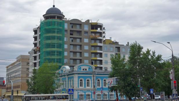 Дом на Гоголя.