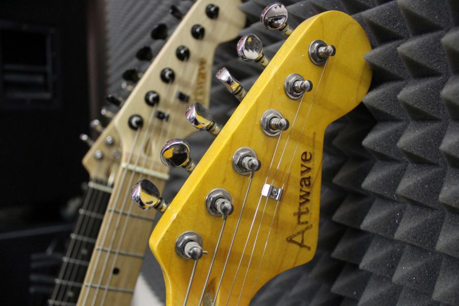 Музыкальное оборудование.