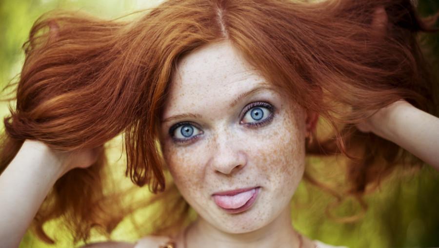 В Барнауле пройдет городской фестиваль рыжих и конопатых.