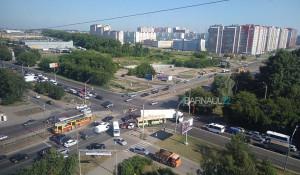 ДТП на Павловском тракте