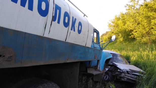 ДТП у села Сорокино.