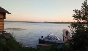 Рыбак обнаружил человеческие останки.