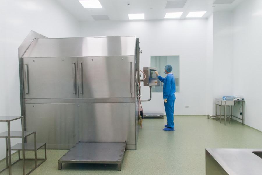 """""""Эвалар"""" запустил новый цех лекарственных препаратов"""