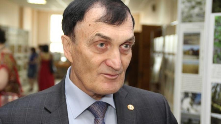 Александр Чибилёв.
