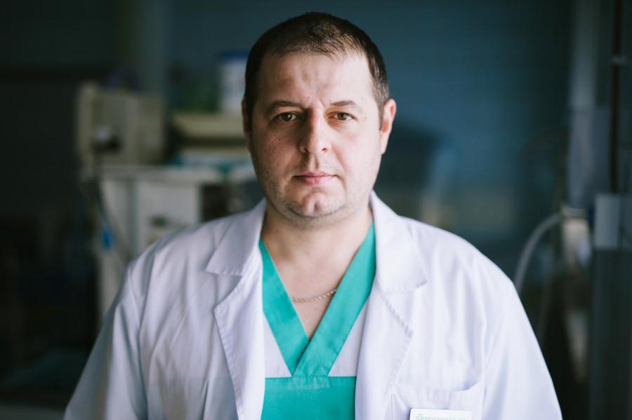 Садовский Антоний Владиславович онколог, хирург, к.м.н., заведующий отделением хирургии клиники «Медсанчасть-168»