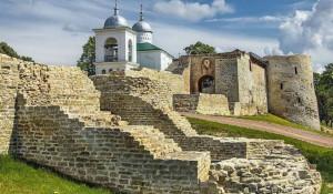 Псковская область, Изборская крепость.