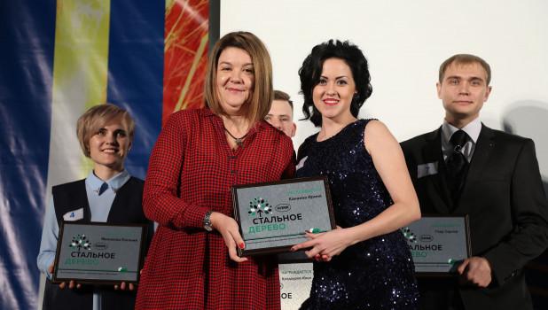 Заринчане представили 15 проектов на конкурс ежегодной грантовой программы «Стальное дерево».