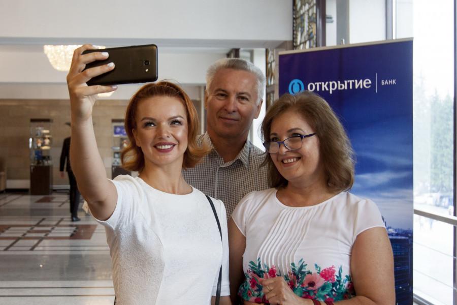 Алиса Гребенщикова на Шукшинском фестивале-2019.