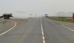 ДТП на трассе Новосибирск - Барнаул