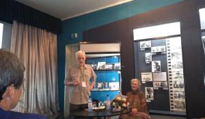 Встреча с Юрием и Ренитой Григорьевыми в ГМИЛИКА.