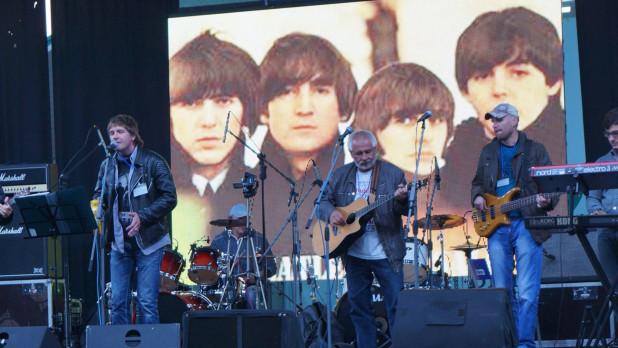 """Фестиваль """"Because of the Beatles"""""""