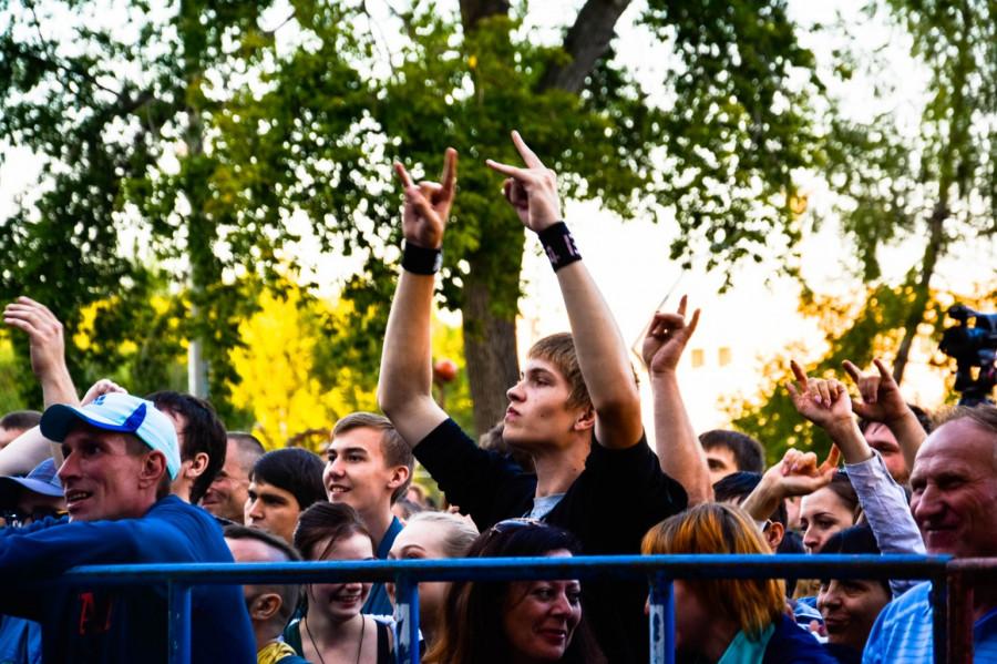 Рок-фестиваль «Парк-рок».