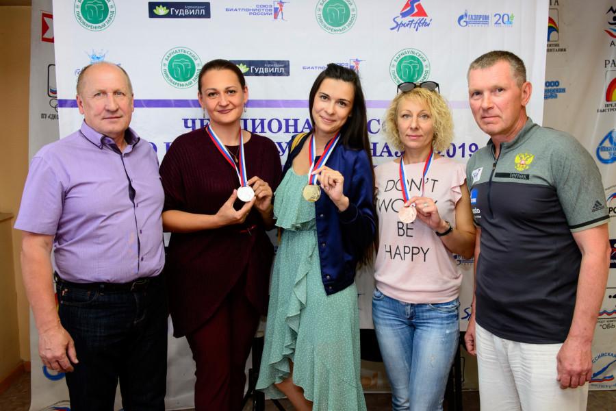 Чемпионат России по биатлону среди ветеранов пройдет в Барнауле.