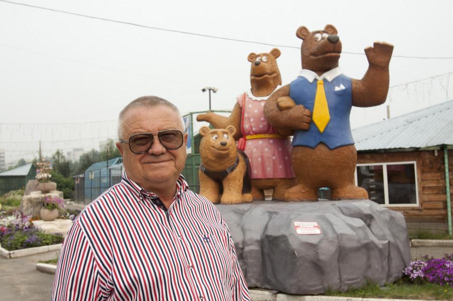 Сергей Писарев.