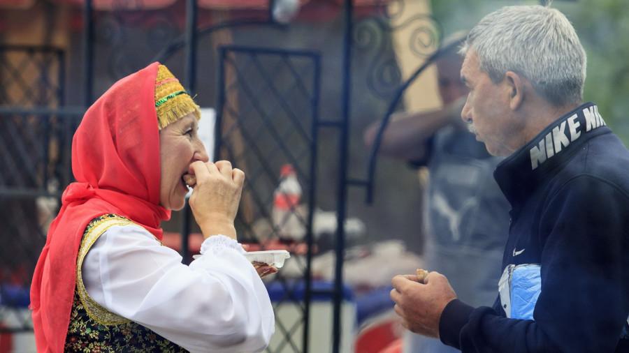 Что ели гости Шукшинского фестиваля