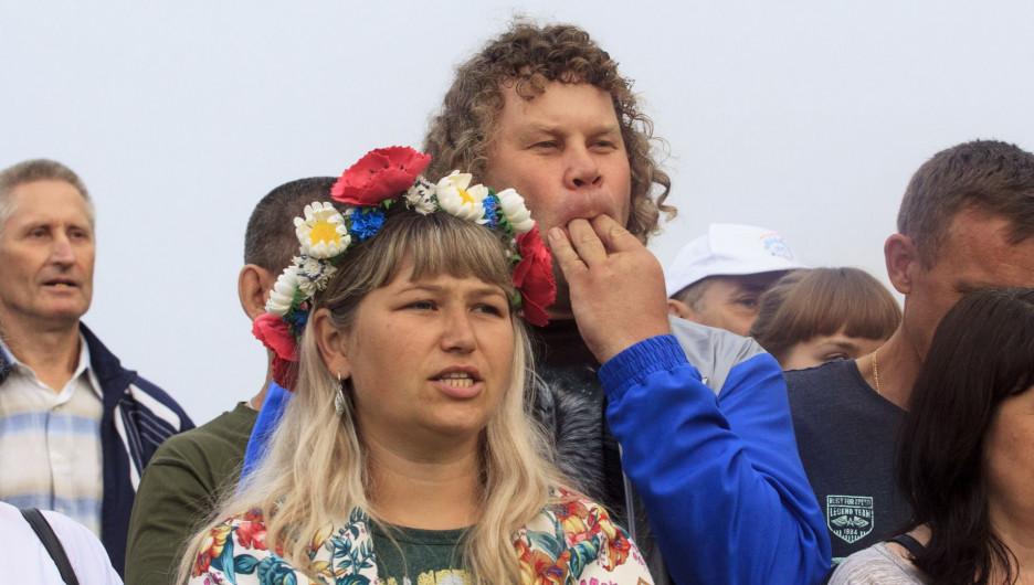 Лица Шукшинского фестиваля.
