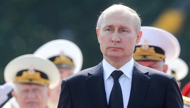 Путин заявил, что ВМФ России способен дать отпор любому агрессору