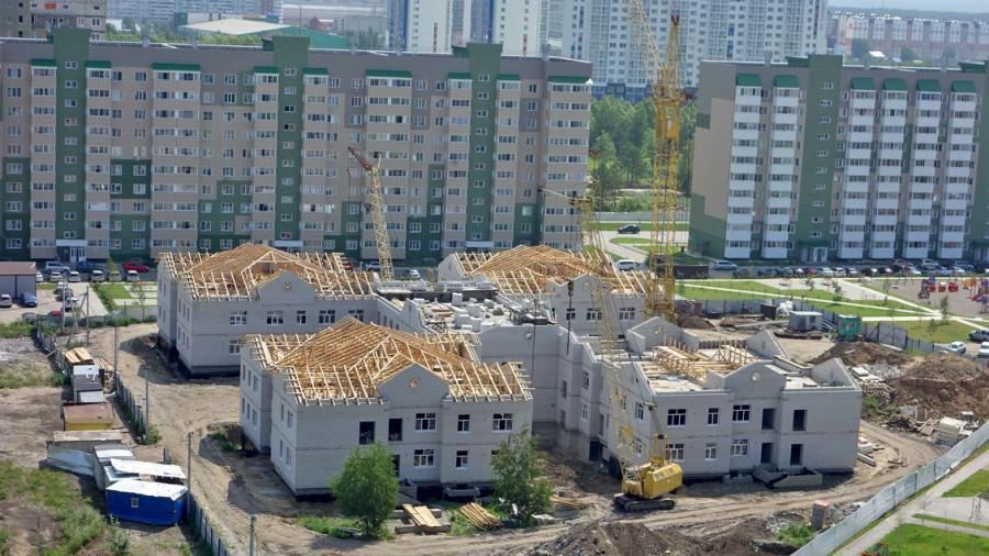 Детский сад на С. Ускова, 38. Конец июля 2019 года.