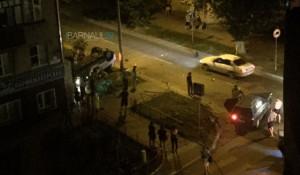 ДТП на улице Эмилии Алексеевой 30 июля 2019