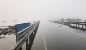"""Затопленная трасса """"Сибирь"""""""