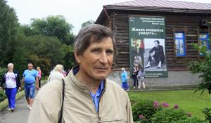 Николай Фаддеенков, Сростки, 2019 год