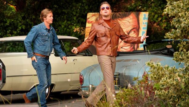 Кадр из фильма «Однажды в Голливуде».