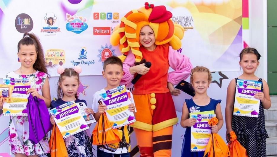 «Ростелеком» поддержал талантливых барнаульских детей.