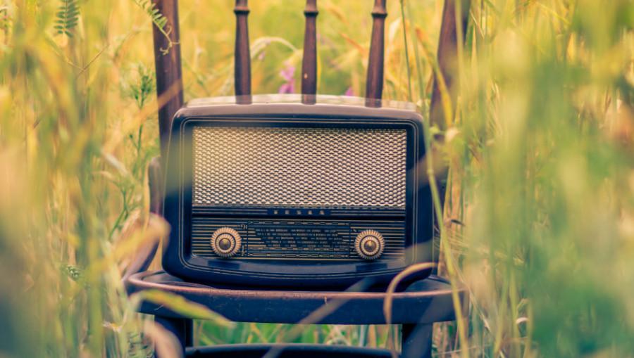Радио. Ретро.